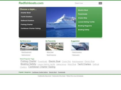 Cached version of RedFishBoats, Inc.