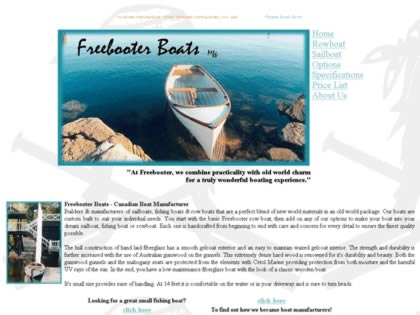 Cached version of Freebooter Boats