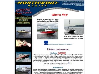 Cached version of Northwind Marine Inc.