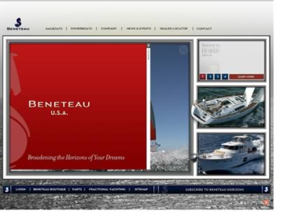 Cached version of Beneteau