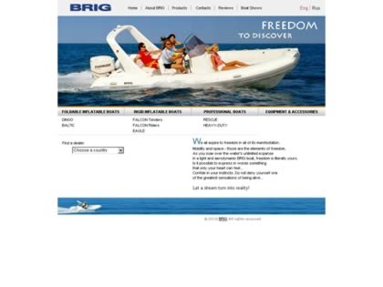 Cached version of BRIG Inflatable Boats - Official web-site