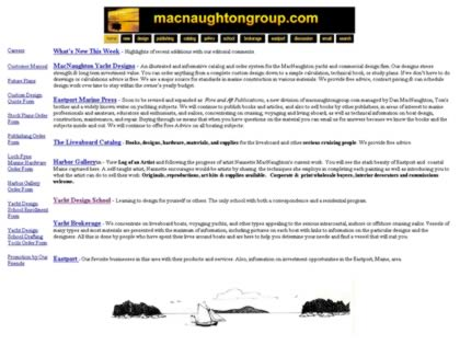 Cached version of MacNaughton Associates