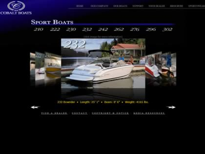 Cached version of Cobalt Boats