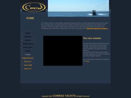 Cached version of Conrad Yachts