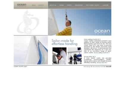 Cached version of Ocean Yachts S.A.