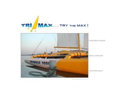 Cached version of Trimax Trimarans