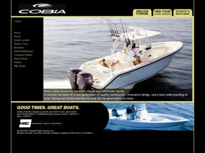 Cached version of Cobia Boats