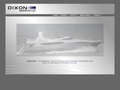 Cached version of Dixon Yacht Design