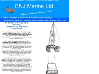 Cached version of BNJ Marine Ltd.