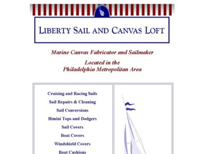 Cached version of Liberty Sail and Canvas Loft