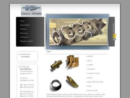 Cached version of Deeco Metals