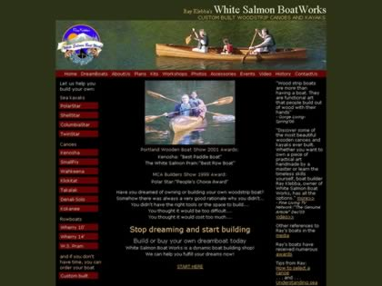 Cached version of White Salmon Boat Works