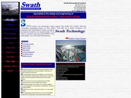 Cached version of Swath