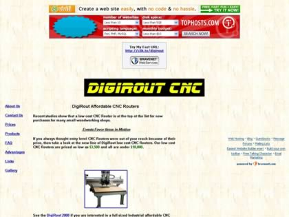 Cached version of DIGIROUT