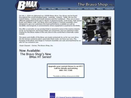 Cached version of Bravo Shop