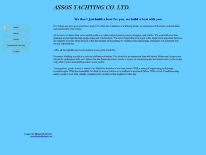 Cached version of ASSOS Yachting Ltd.