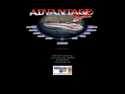Cached version of Advantage Powerboats