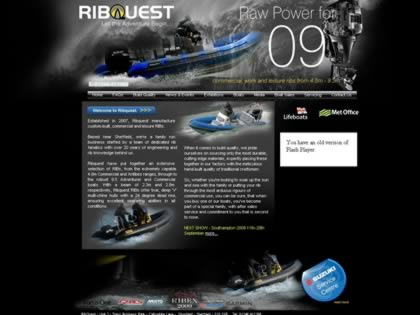 Cached version of RibQuest