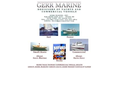 Cached version of Gerr Marine, Inc.