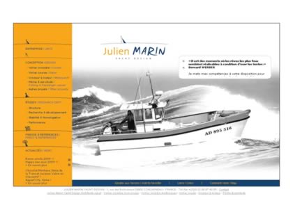 Cached version of Julien Marin Yacht Design