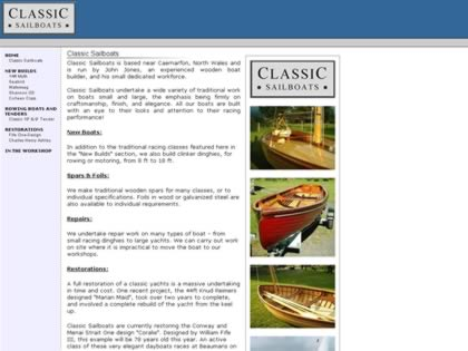 Cached version of Classic Sailboats