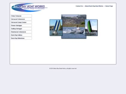 Cached version of Back Bay Boatworks