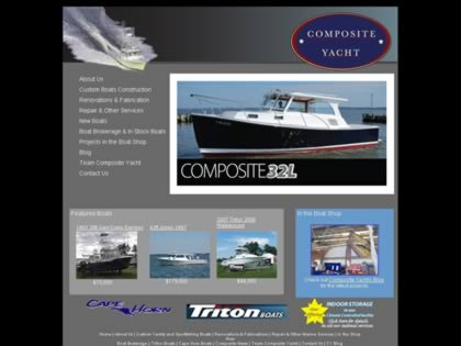 Cached version of Composite Yacht