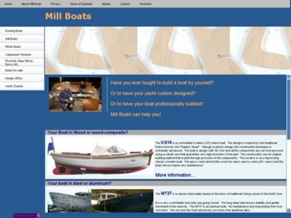 Cached version of Mill Boats