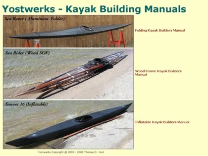 Cached version of Folding Kayak Builders Manual