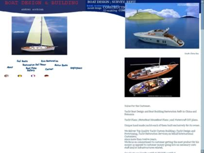 Cached version of Andrei Rochian Yacht Design & Building