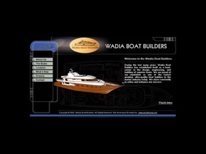 Cached version of Wadia Boat Builders