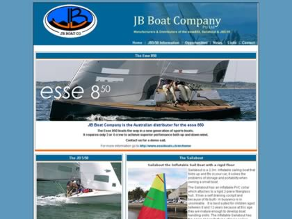 Cached version of JB Boat Company Pty. Ltd.