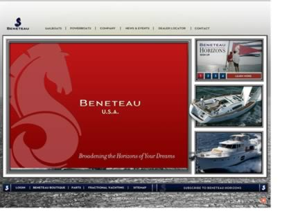 Cached version of Beneteau USA