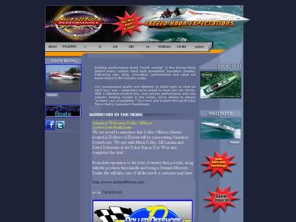 Cached version of Sunsation Powerboats