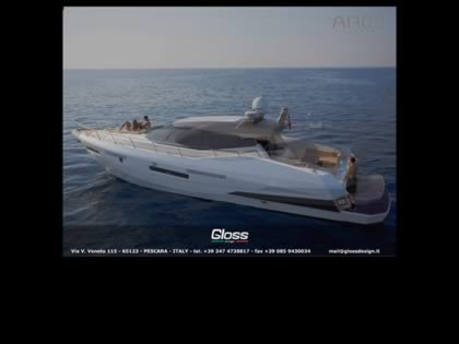 Cached version of GLOSS design - Yacht design studio