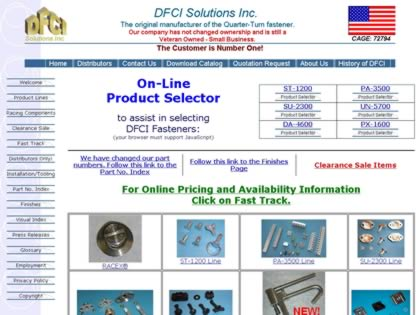 Cached version of DFCI Solutions, Inc.