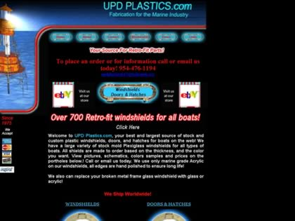 Cached version of UPD Plastics