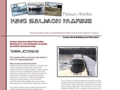 Cached version of King Salmon Marine