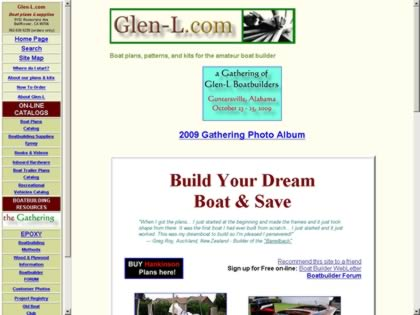 Cached version of Glen-L Marine Designs