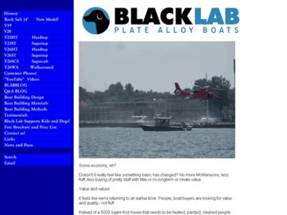 Cached version of Black Lab Plate Alloy Boats