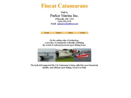 Cached version of Parker Marine FinCat