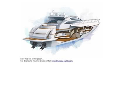 Cached version of Majesty Yachts