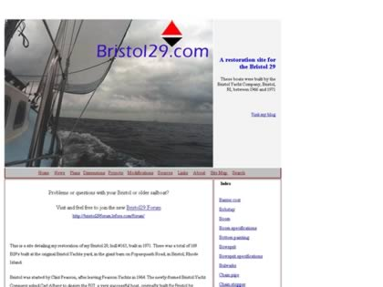 Cached version of Bristol 29 A Restoration Site