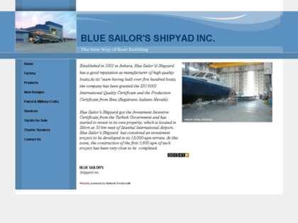 Cached version of Blue Sailor's Shipyard Inc.