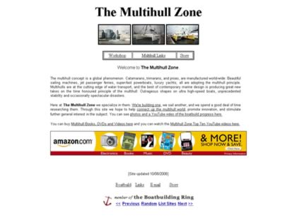 Cached version of The Multihull Zone