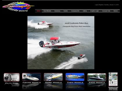 Cached version of Concept Boats