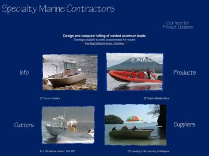 Cached version of Specialty Marine Contractors