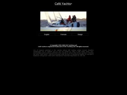 Cached version of Cafe Yachts