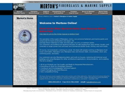 Cached version of Mertons