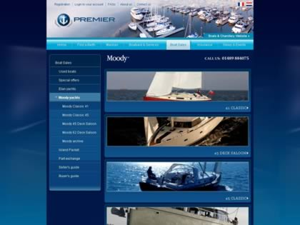 Cached version of Moody Yachts